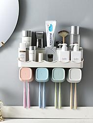 Недорогие -Стакан для зубных щеток Простой Современный современный ABS 1 комплект - Уход за телом Зубная щетка и аксессуары