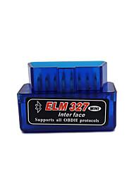 Недорогие -супер мини elm327 bluetooth obdii v2.1 zenhox obd2 крутящий момент bluetooth obdii автомобильный диагностический сканер obd2 код читателя bluetooth elm 327 проверка интерфейса двигателя