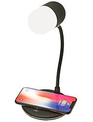 Недорогие -Tyinno 1шт лайтбокс LED Night Light / Настенный светильник / Книжный свет Тёплый белый / Холодный белый DC Powered Беспроводная зарядка / Диммируемая / Сенсорный датчик 5 V