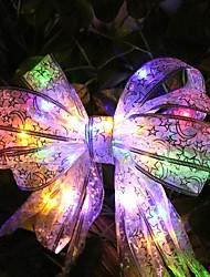 Недорогие -4 метра 40 светодиодные бусы ленты привели шнурок елки рождественская вечеринка фестиваль декора лук коробка фея рождественский ночной свет