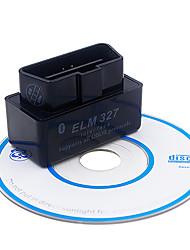 Недорогие -super mini elm327 bluetooth obd2 v1.5 elm 327 v 1.5 obd 2 автомобильный диагностический инструмент сканер elm-327 obdii адаптер автоматический диагностический инструмент