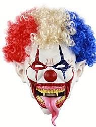 Недорогие -джокер жуткий зло страшно хэллоуин клоун маска взрослый призрак фестиваль