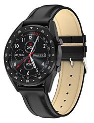 povoljno -l7 pametni sat bt fitness tracker podrška obavijesti / krvni tlak / monitor otkucaja sporta sport smartwatch kompatibilni ios / android telefoni
