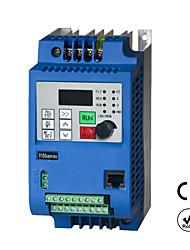 Недорогие -инвертор шпинделя привод переменного тока 1,5 кВт 220 В преобразователь частоты 3-фазный преобразователь частоты для регулятора скорости двигателя VFD