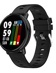 povoljno -k1 pametni sat bt fitness tracker podrška obavijesti / krvni tlak / monitor otkucaja srca sport smartwatch kompatibilni ios / android telefoni