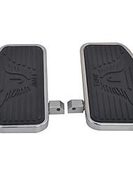 Недорогие -задние пассажирские полы подножки педали для honda shadow ace vt400 vt750 1997-2003