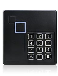 Недорогие -универсальная защищенная от непогоды 125 кГц Wiegand 26 26-битная клавиатура контроля доступа RFID-ридер цвет черный