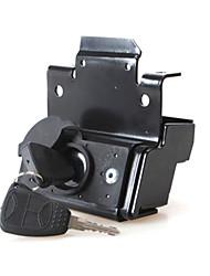 Недорогие -комплект замка безопасности капот двигателя противоугонная сборка комплект для 07-18 джип Wrangler