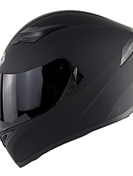 Недорогие -мотоциклетный шлем мужчины анфас шлем мото езда абс материал мотокросс шлем