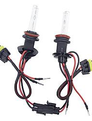 Недорогие -2 шт. / Компл. 55 Вт h7 hid hd ксеноновые фары комплект для переоборудования 3000-12000k для автомобильных комплектов лампочек * 2 балласта * 2 цветовая температура3000k / 10000k