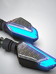 Недорогие -указатели поворота мотоцикла светодиодные фонари сигнальные огни рулевые фары дневного света modelsl16