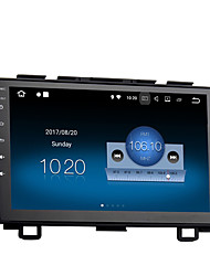Недорогие -9-дюймовый Android 8.0 4 ГБ 32 ГБ автомобильный GPS-навигатор с сенсорным экраном автомобильный DVD-плеер для Honda CRV 2007-2011
