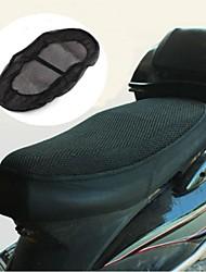 Недорогие -Мотоцикл скутер противоскользящая дышащая сетка сиденья крышка xl размер