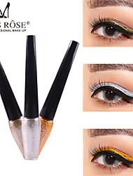 billige -6 farver Øjenskygger Eyeliner Nyt Design / Dame / Holdbar / varig Længerevarende Festmakeup Kosmetiske
