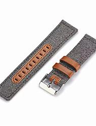 povoljno -Pogledajte Band za Samsung Galaxy Watch 46 Samsung Galaxy Klasična kopča Prava koža Traka za ruku