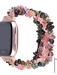 povoljno -Pogledajte Band za Fitbit Versa / Fitbit Versa Lite Fitbit Dizajn nakita Keramika Traka za ruku