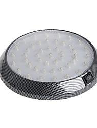 Недорогие -белый 46 светодиодный купол крыши потолочный светильник внутреннего освещения для автомобиля