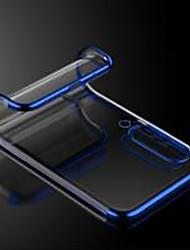 povoljno -Θήκη Za Samsung Galaxy S9 / S9 Plus / S8 Plus Otporno na trešnju / Ultra tanko / Prozirno Stražnja maska Jednobojni / Prozirno TPU