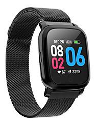 Недорогие -cv06 умный браслет bluetooth 5.0 сердечный ритм артериальное давление мониторинг сна телефон информация напоминание водонепроницаемый ip67 фитнес