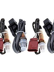 Недорогие -Датчик кислорода O2 установлен ниже по потоку для VW Volkswagen Beetle Jetta package4pcs