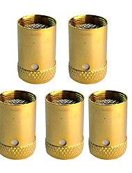 Недорогие -5 шт. / Лот распылитель катушки головы для 100 Вт 18650 коробка мод комплект большой туман прекращение курения электронная сигарета комплект