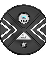 Недорогие -Двухцилиндровый цифровой дисплей ianttek надувной насос на транспортном средстве tbg_11s