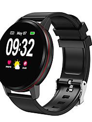 Недорогие -умные часы 2019 водонепроницаемый сердечный ритм умные часы мужчины кровяное давление спорт smartwatch кислорода крови умный браслет