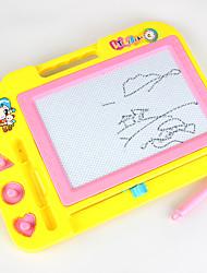 Недорогие -Игрушка для рисования Игрушечные планшеты для рисования Для школы Товары для офиса Магнитный Жесткие пластиковые Классика Детские Мальчики Девочки Игрушки Подарок