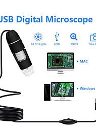Недорогие -usb1000x HD-микроскоп HD цифровой электронный микроскоп