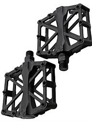 Недорогие -Педали Противозаносный Толстые Прочный Aluminum Alloy для Велоспорт Шоссейный велосипед Горный велосипед Черный