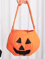 Недорогие -хэллоуин тыква ведьма подарок сумка конфеты печенье подарок сумка конфеты подарок сумка для хранения партии