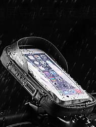 Недорогие -Сотовый телефон сумка 6 дюймовый Сенсорный экран Велоспорт для Велосипедный спорт Черный Шоссейный велосипед Велосипедный спорт / Велоспорт Велосипеды для активного отдыха