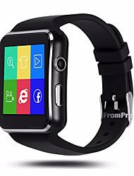 Недорогие -yyx6 мужчины smartwatch android ios bluetooth gps спорт с сенсорным экраном сожженные калории длительный режим ожидания трекер активности трекер сна сидячее напоминание найти мое устройство упражнение