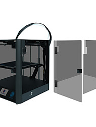 Недорогие -tronxy&рег; D01 и акриловая панель 3d принтер 220 * 220 * 220 0,4 мм DIY / поддержка нити детектор / поддержка восстановления после сбоя питания