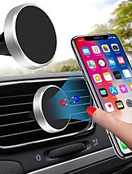 Недорогие -универсальный магнитный держатель для мобильного телефона для iphone x samsung huawei автомобильный GPS вентиляционный магнит кронштейн