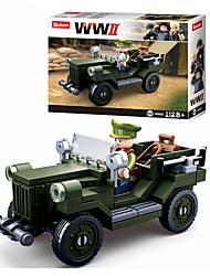 Недорогие -Конструкторы 112 pcs совместимый Legoing трансформируемый Все Игрушки Подарок