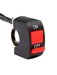Недорогие -универсальная кнопка включения / выключения зажигания на руле мотоцикла