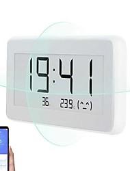 Недорогие -Xiaomi Mijia BT4.0 беспроводные смарт-электрические цифровые часы в помещении&открытый гигрометр термометр жк-инструменты измерения температуры
