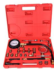 Недорогие -универсальный датчик давления топлива тестер комплект автомобильной системы насос набор инструментов