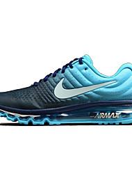 Недорогие -Муж. Комфортная обувь Эластичная ткань Весна лето Спортивные Спортивная обувь Беговая обувь Дышащий Черный / Черно-белый / Черный / зеленый