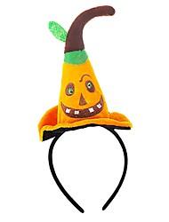 Недорогие -Партийные шляпы хэллоуин пряжки головы ведьма призрак шляпа повязка на голову для детей праздничные украшения дети подарок