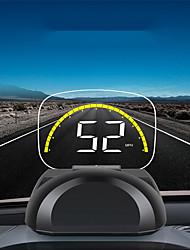 Недорогие -c700s светодиодный дисплей автомобиля head-up obd2 устранение неисправностей скорость / температура воды напряжение тревоги