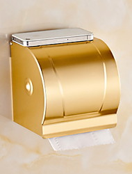 billige -Toalettrullholder Kreativ / Multifunktion Moderne Rustfritt Stål 1pc Vægmonteret