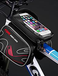 Недорогие -Сотовый телефон сумка 6 дюймовый Сенсорный экран Велоспорт для Велосипедный спорт Синий Красный Зеленый Шоссейный велосипед Велосипедный спорт / Велоспорт Велосипеды для активного отдыха
