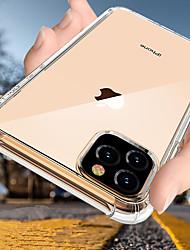 Недорогие -роскошный противоударный силиконовый чехол для телефона для iphone 11 pro max xr xs max x 8 плюс 7 плюс 6 плюс чехлы прозрачная защита задняя крышка
