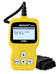Недорогие -Автосканер om500 jobd / obdii / eobd reader для европейских и азиатских автомобилей