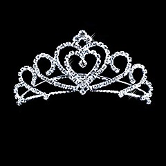 Women's Alloy Headpiece-Wedding Special Occasion Tiaras Elegant Style