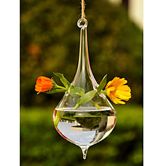 cheap -Table Centerpieces Artistic Hanging Glass Vase  Table Deocrations