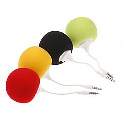 Draagbare stereo luidspreker mini-ballonnen voor 3,5mm audio-aansluiting (verschillende kleuren)