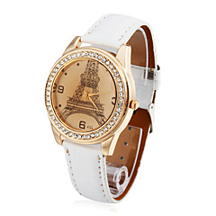 Women's Casual Watches PU Band Wrist Watch Classical Feminine Style